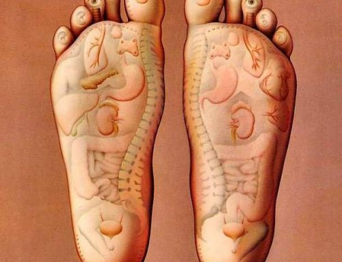 O zdravlju prema stopalima