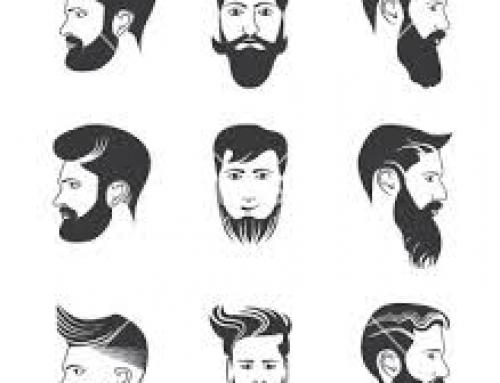 Izbor brade prema obliku lica