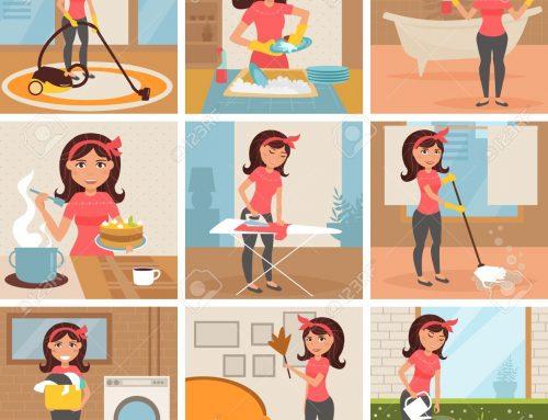Kako doći do dobre linije spremajući kuću