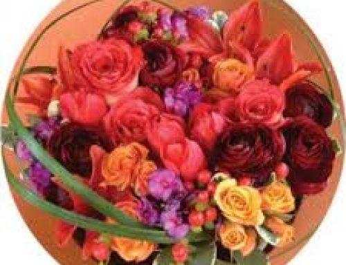 Karakter prema cveću koje volite