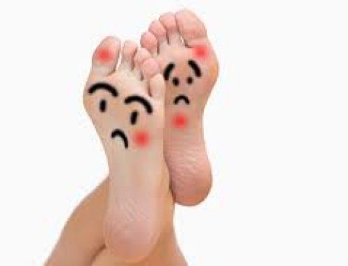 Kako protiv bolesti stopala