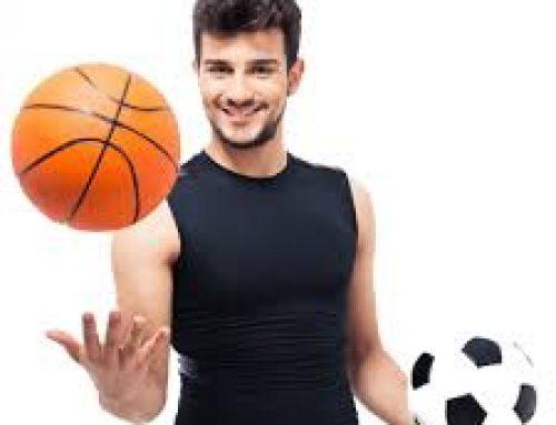 Karakter muškarca prema sportu koji voli